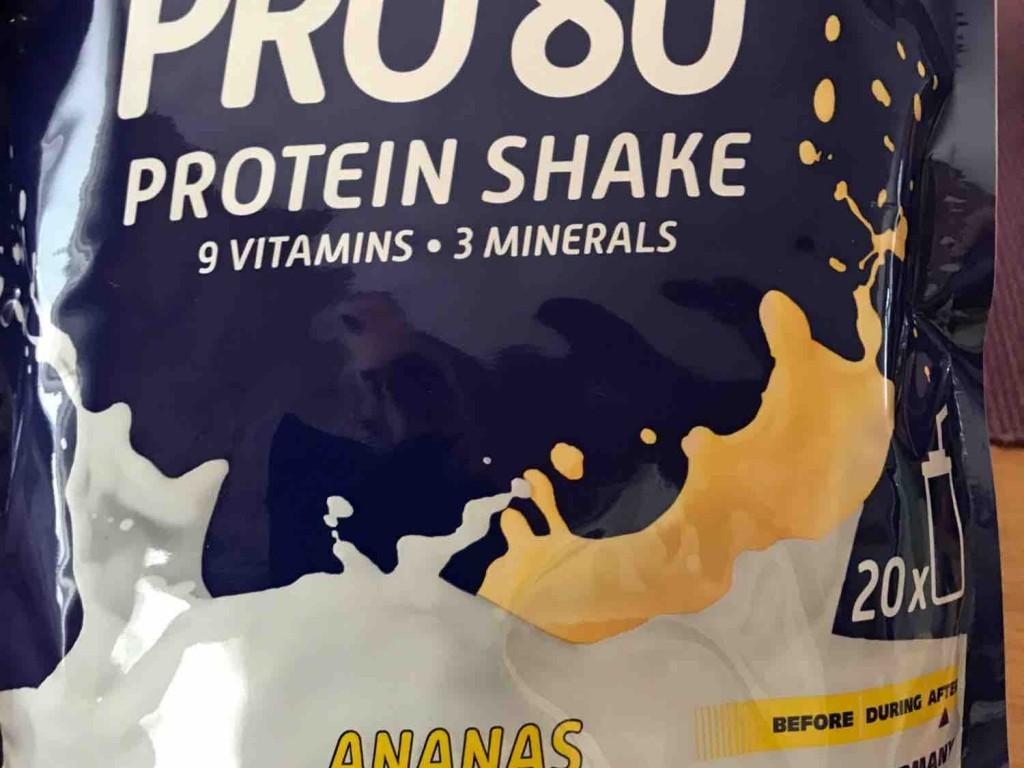 Active Pro 80 Ananas von mickeywiese   Hochgeladen von: mickeywiese