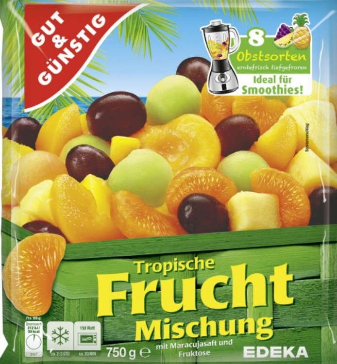 Frucht Mischung, Tropische Frucht Mischung von Enomis62 | Hochgeladen von: Enomis62