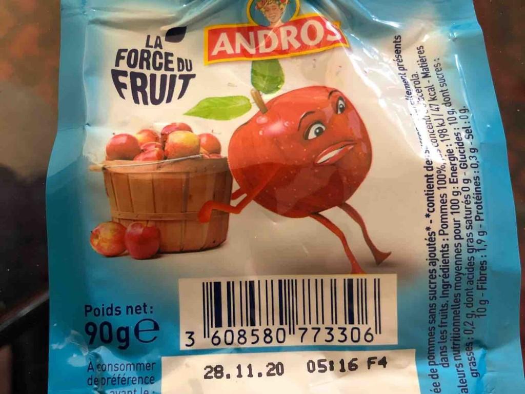 andros pomme, apfel von LucianoVerdi1966   Hochgeladen von: LucianoVerdi1966