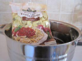 Frische Tortelloni, Rindfleischfüllung | Hochgeladen von: belinda