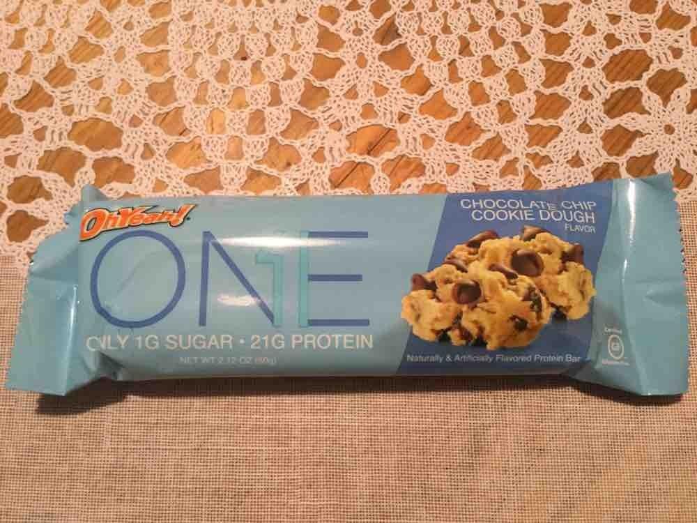 ONE BAR: Chocolate Chip Cookie Dough von inquisitor77 | Hochgeladen von: inquisitor77
