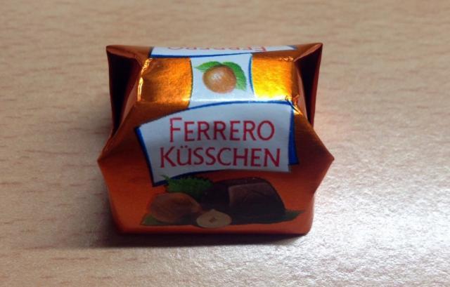 Ferrero Küsschen   Hochgeladen von: xmellixx