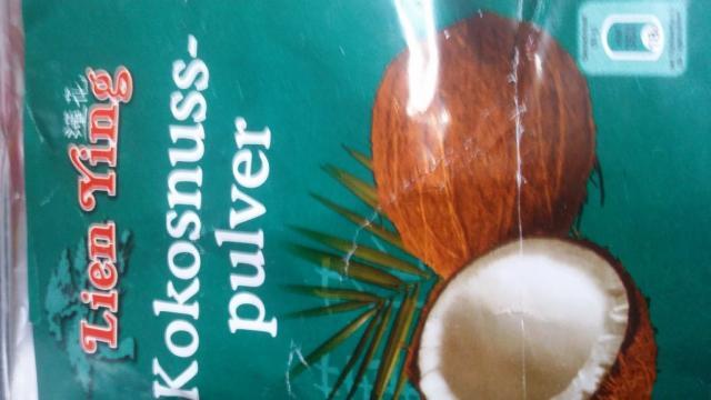 Kokosnusspulver   Hochgeladen von: windkind
