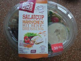 Salatcup Hähnchenbrust und Käse, Salat | Hochgeladen von: chilipepper73