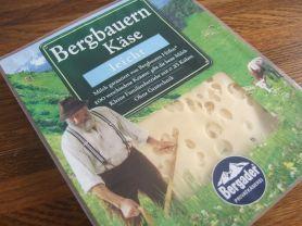 Käse Bergbauern, leicht 16,3% Fett   Hochgeladen von: HJPhilippi