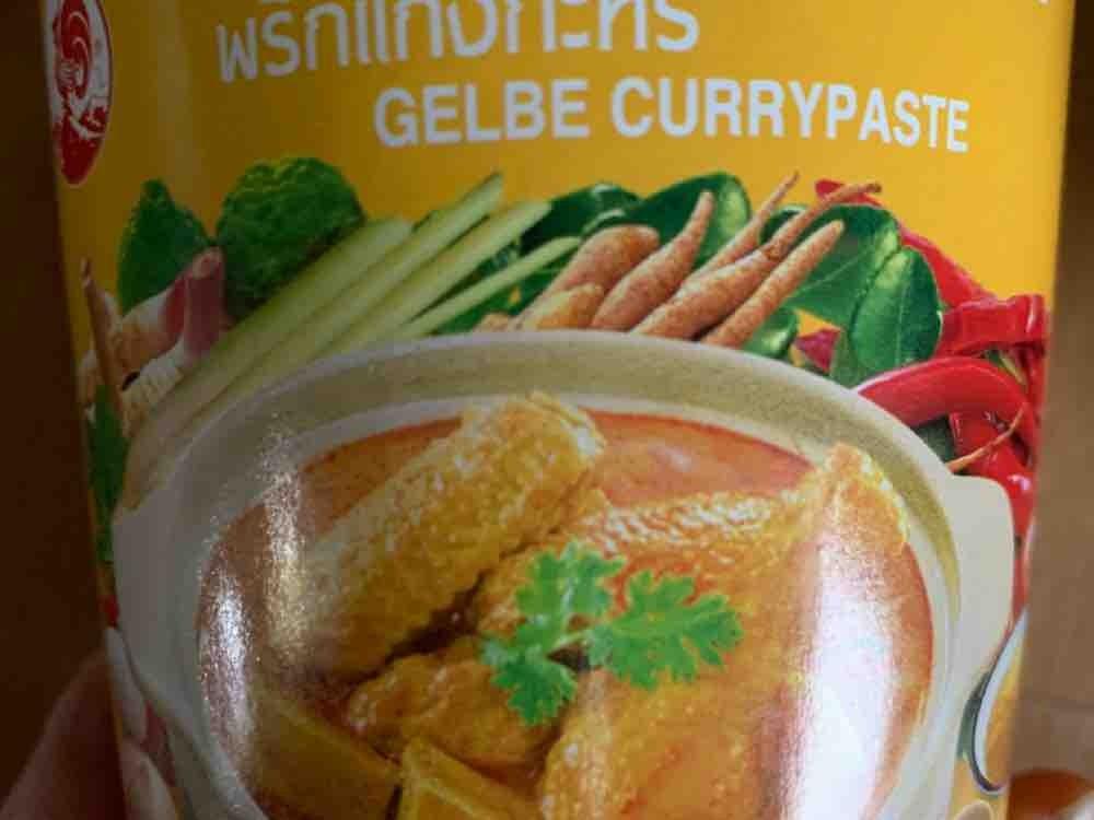 Yellow Curry Paste von Schneebillchen   Hochgeladen von: Schneebillchen