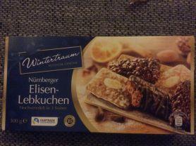 Nürnberger Elisen-Lebkuchen , hochveredelt in 3 Sorten   Hochgeladen von: rks