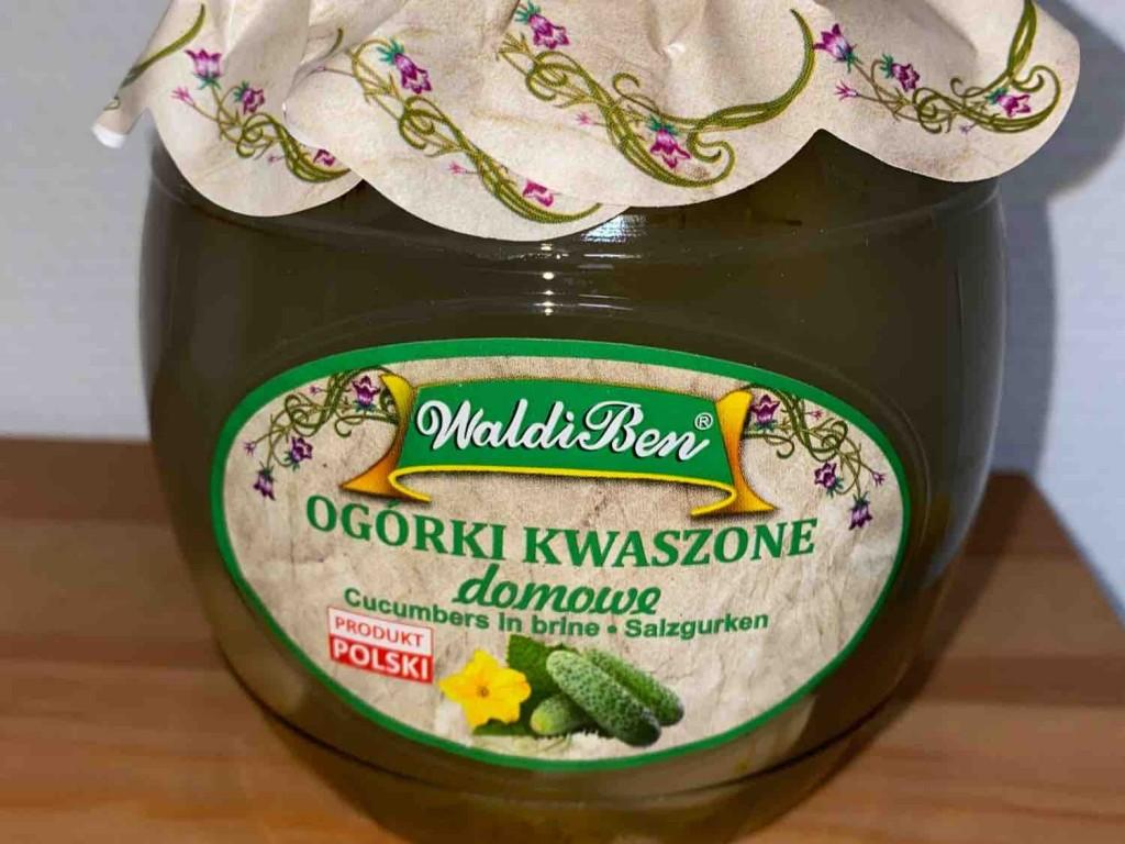 Salzgurken, pasteurisiert von maryY | Hochgeladen von: maryY