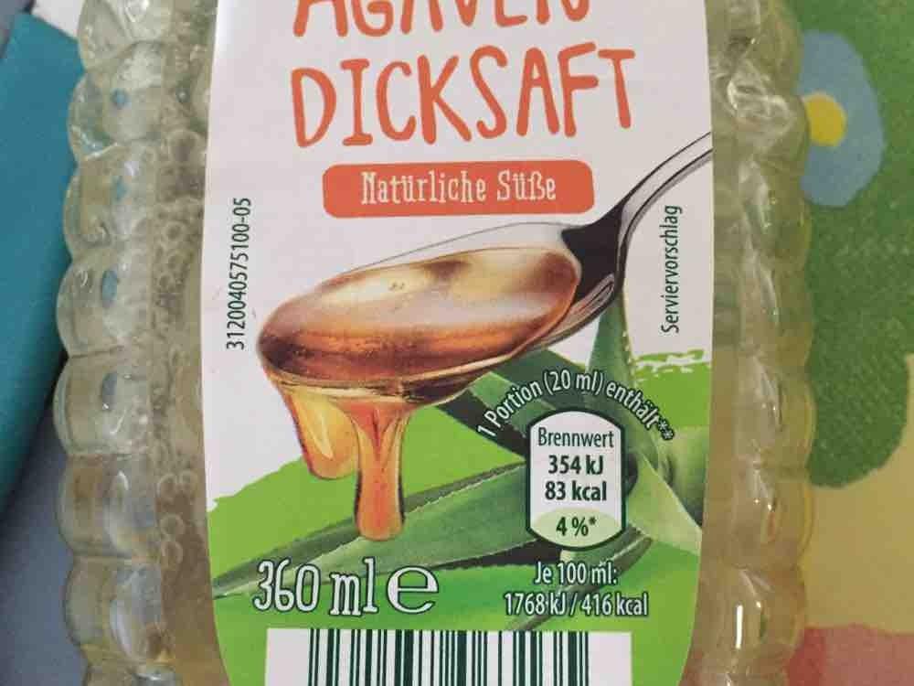 Agaven-Dicksaft, Natürliche Süße von fundaoez | Hochgeladen von: fundaoez