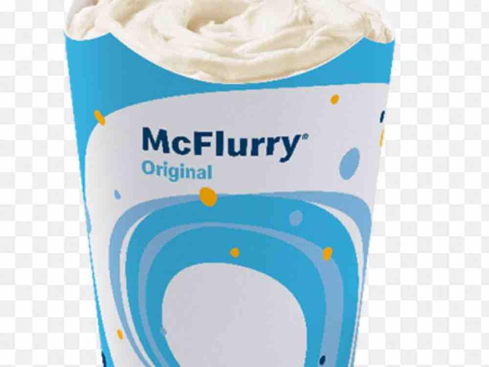 McFlurry (ohne Wahlzutat), Ohne von Shaolin23 | Hochgeladen von: Shaolin23