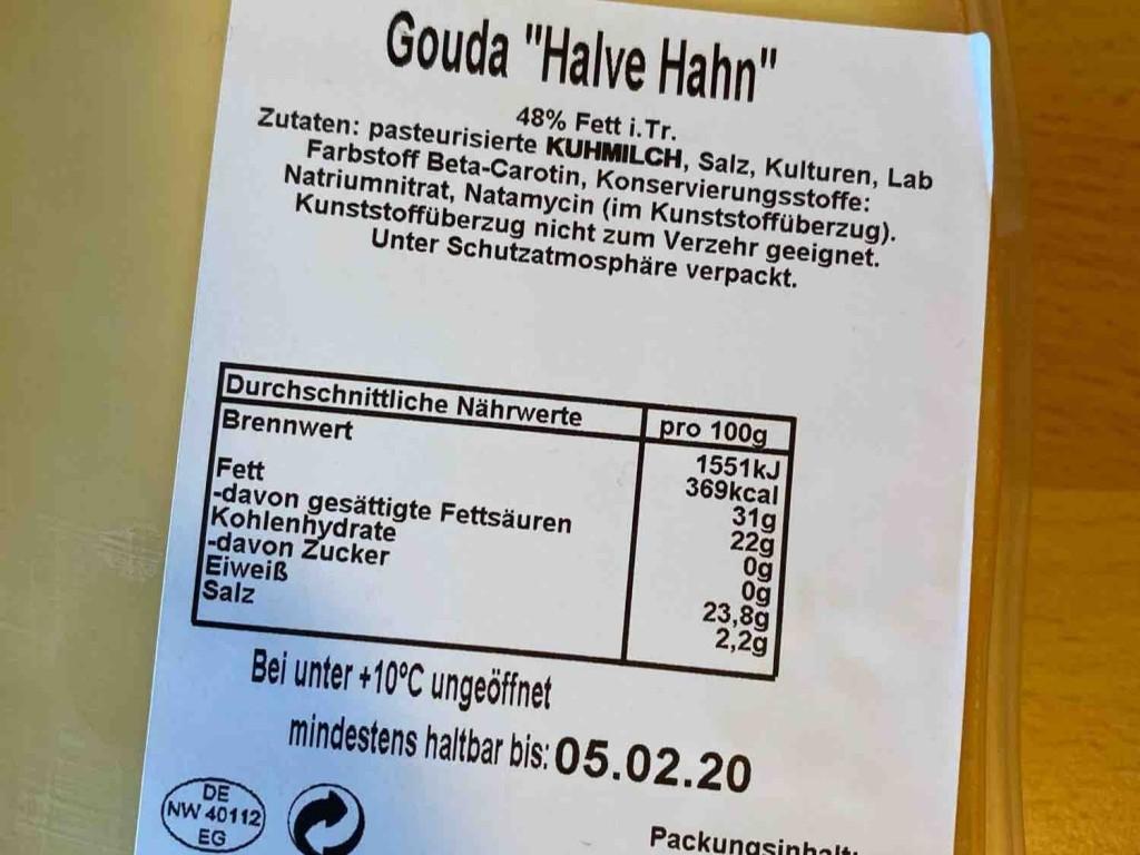Gouda, Halve Hahn von Deggial | Hochgeladen von: Deggial