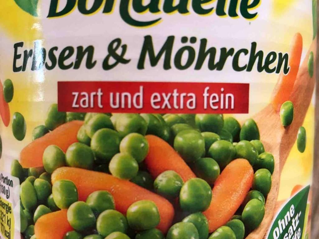 Erbsen & Möhrchen zart und extra fein von flottemamba734   Hochgeladen von: flottemamba734