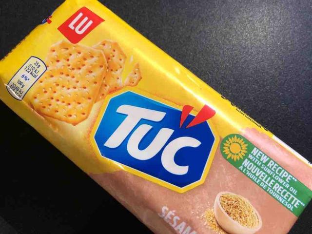 TUC Cracker, Sesam von PeVaueM | Hochgeladen von: PeVaueM