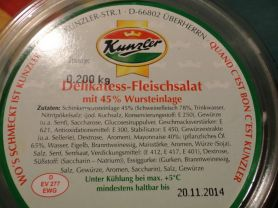Fleischsalat klassisch | Hochgeladen von: reg.