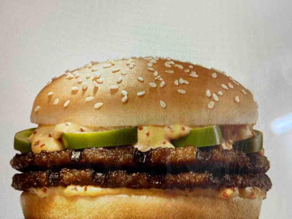 Double Chili Cheese Burger von FrankyPi | Hochgeladen von: FrankyPi