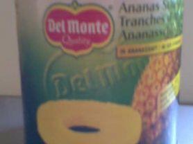 Ananas Scheiben, Ohne Zuckerzusatz | Hochgeladen von: Mirola