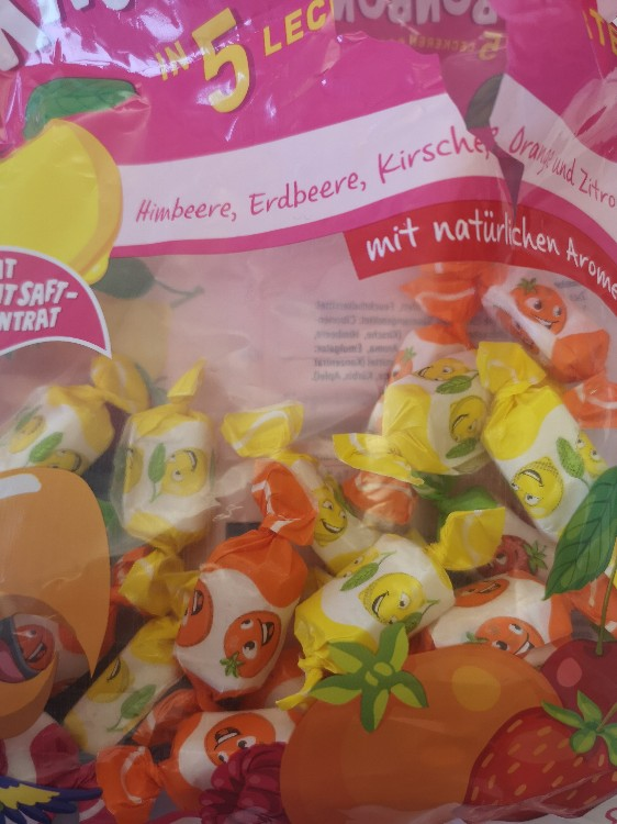 Fruchtkaubonbons  von Popelminister | Hochgeladen von: Popelminister
