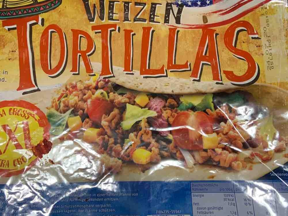 Tortilla Wraps, Weizenmehltortillas von heiksche939 | Hochgeladen von: heiksche939