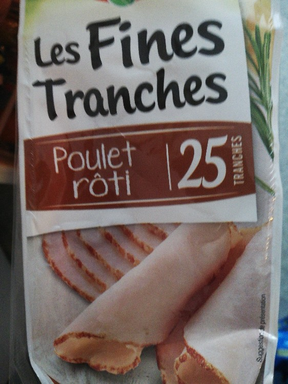 Les Fines Tranchey, poulet rôti von weam   Hochgeladen von: weam