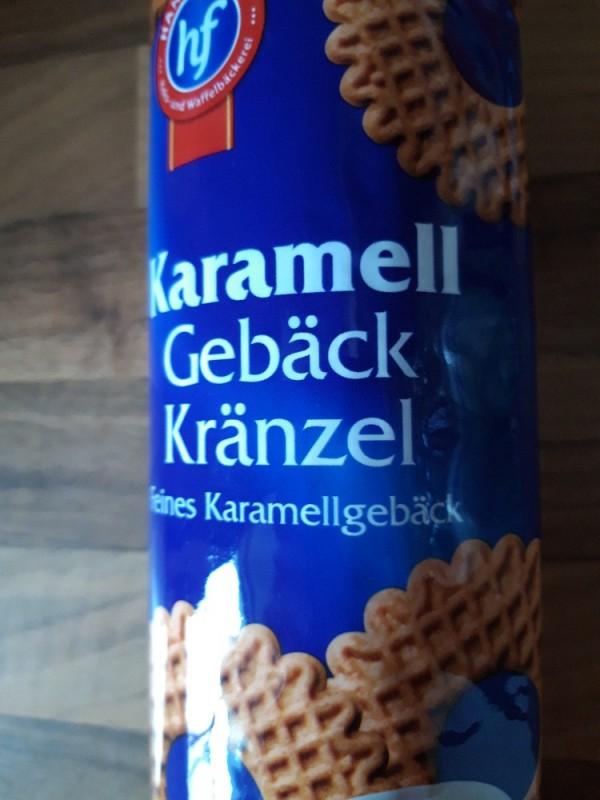 Karamell Gebäck Kränzel von anke28475   Hochgeladen von: anke28475