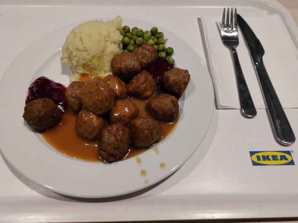10 Köttbular mit Kartoffelpüree, Preiselbeerkonfitüre und Sahnes von dcwilling68   Hochgeladen von: dcwilling68