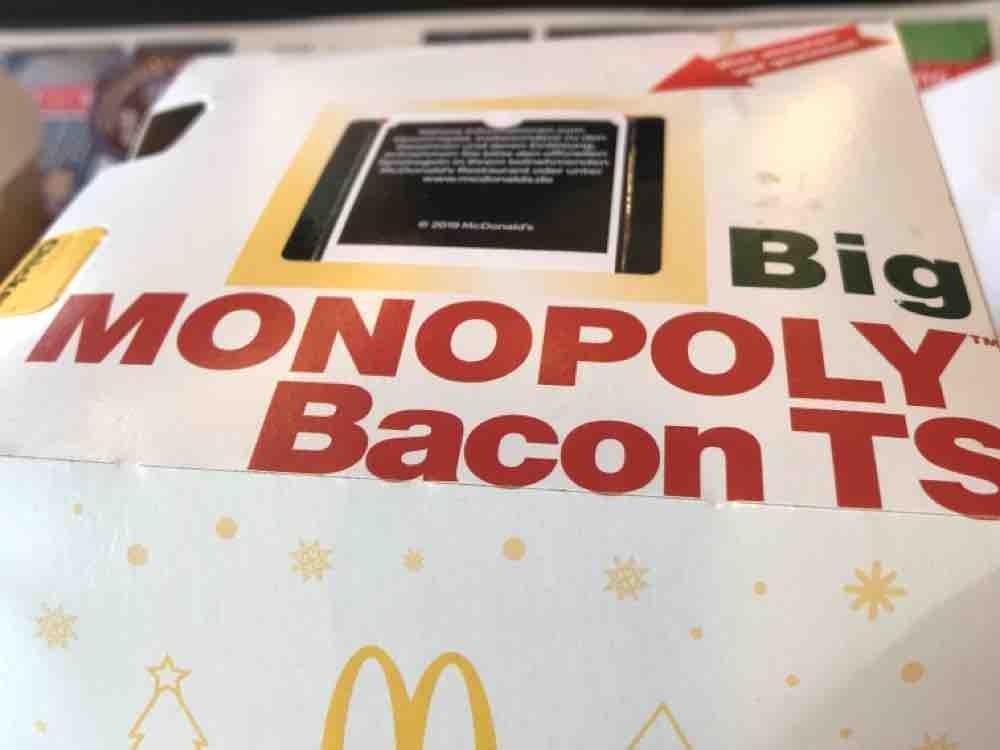 Big MONOPOLY Bacon TS von Sofa0303   Hochgeladen von: Sofa0303