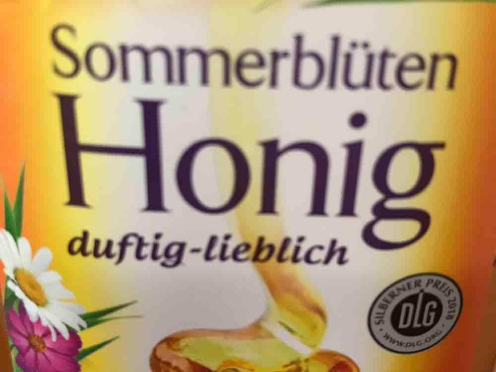 Sommerblüten Honig, duftig-lieblich von maike.krumbach | Hochgeladen von: maike.krumbach
