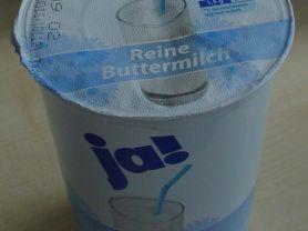 Reine Buttermilch, rein, natur | Hochgeladen von: tudorf