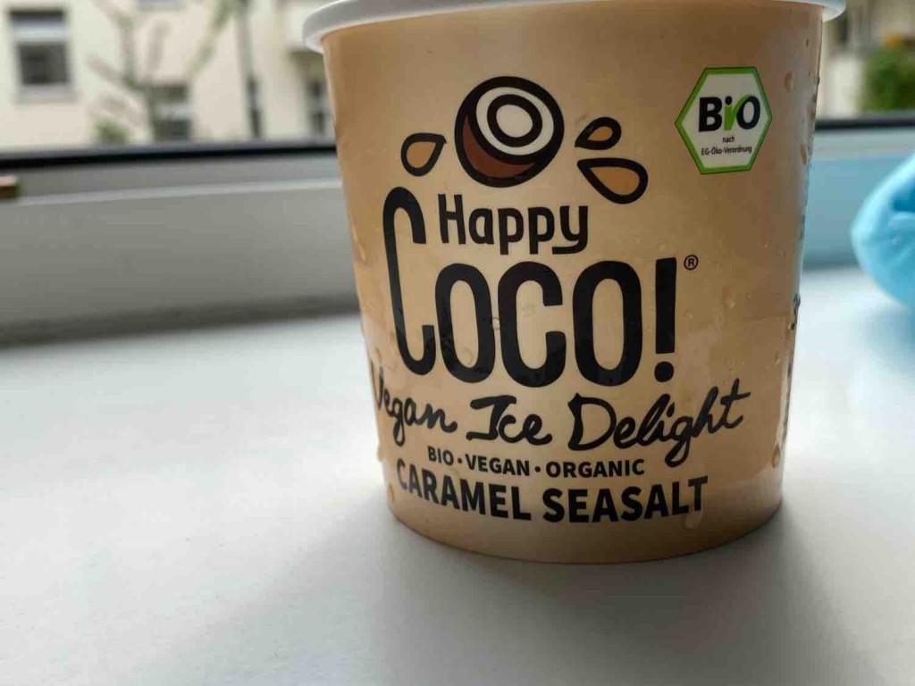 vegan ice delight caramel seasalt von ninagrimmi   Hochgeladen von: ninagrimmi