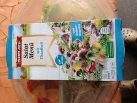 Trader Joes Salat Menü mit Thunfisch, Thunfisch | Hochgeladen von: kovi