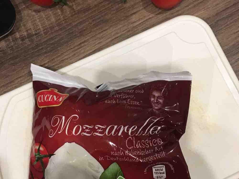 Mozzarella Classico von Magda1406   Hochgeladen von: Magda1406