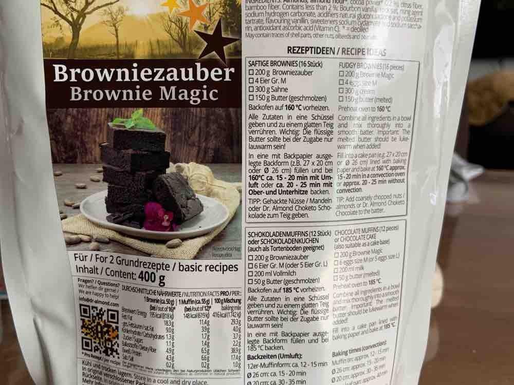 Browniezauber, als  Brownie Zubereitung von andi1992   Hochgeladen von: andi1992