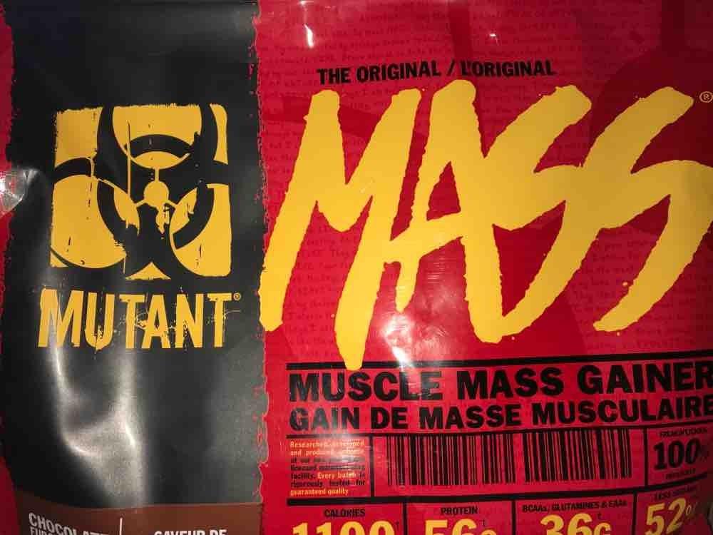Muscle mass gainer von LeoSchembecker   Hochgeladen von: LeoSchembecker