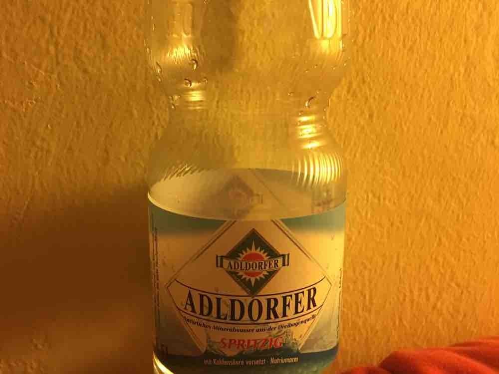 Mineralwasser, Spritzig von Michn   Hochgeladen von: Michn