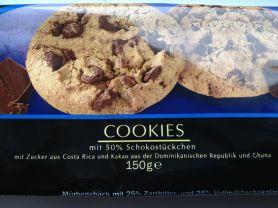 Fairglobe Cookies, 50% Schokolade   Hochgeladen von: Lora64
