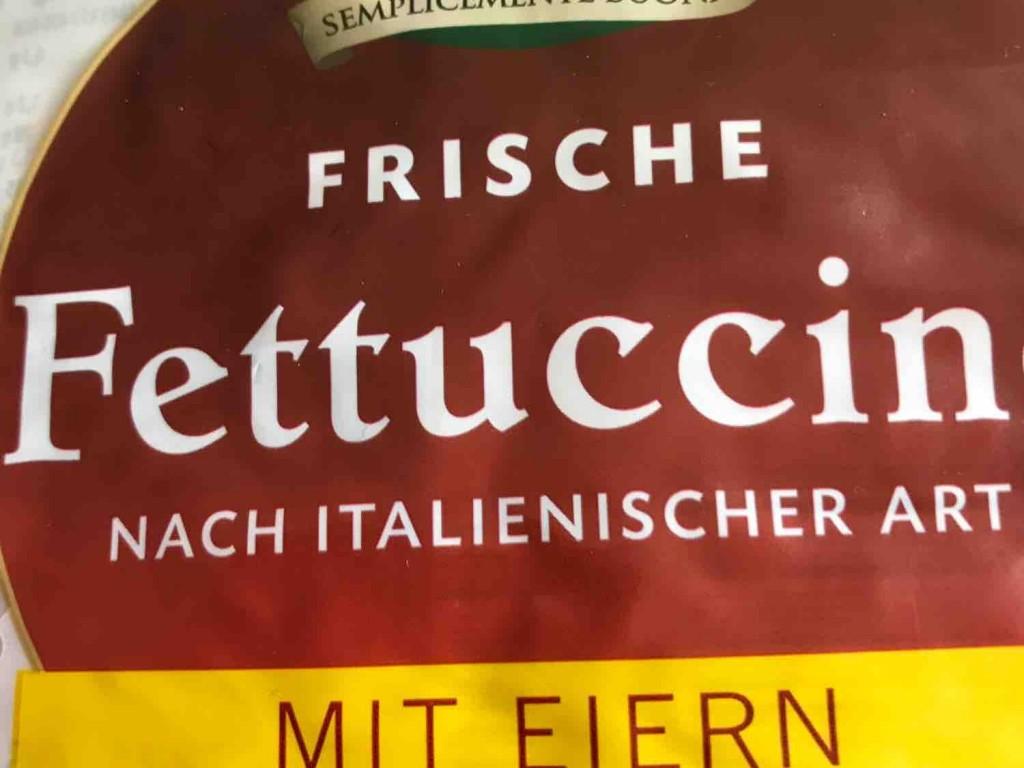 frische Fettuccini (Nudeln), mit Eiern von klaramaria46 | Hochgeladen von: klaramaria46