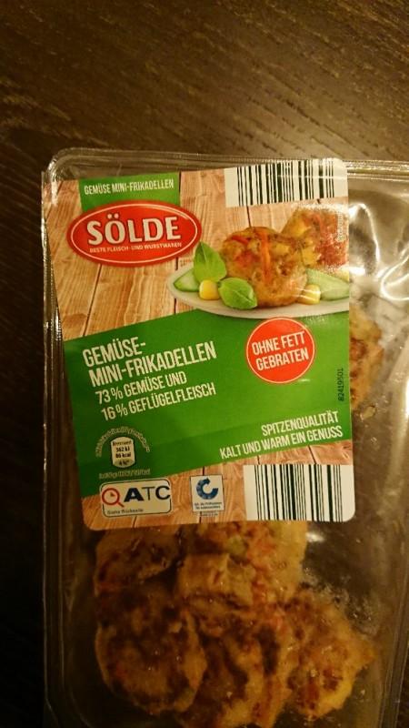 Gemüse-Mini-Frikadellen, 73% Gemüse und 16% Geflügelfleisch von mb2085 | Hochgeladen von: mb2085
