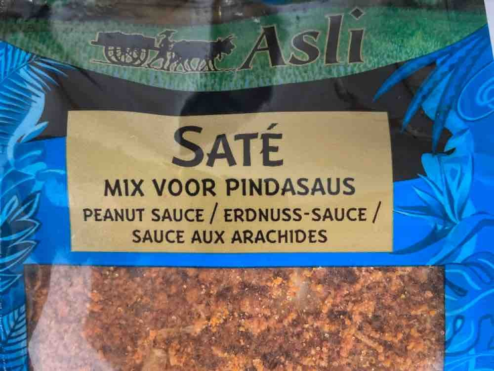 Sate, Mix Voor Pindasaus von petwe84   Hochgeladen von: petwe84