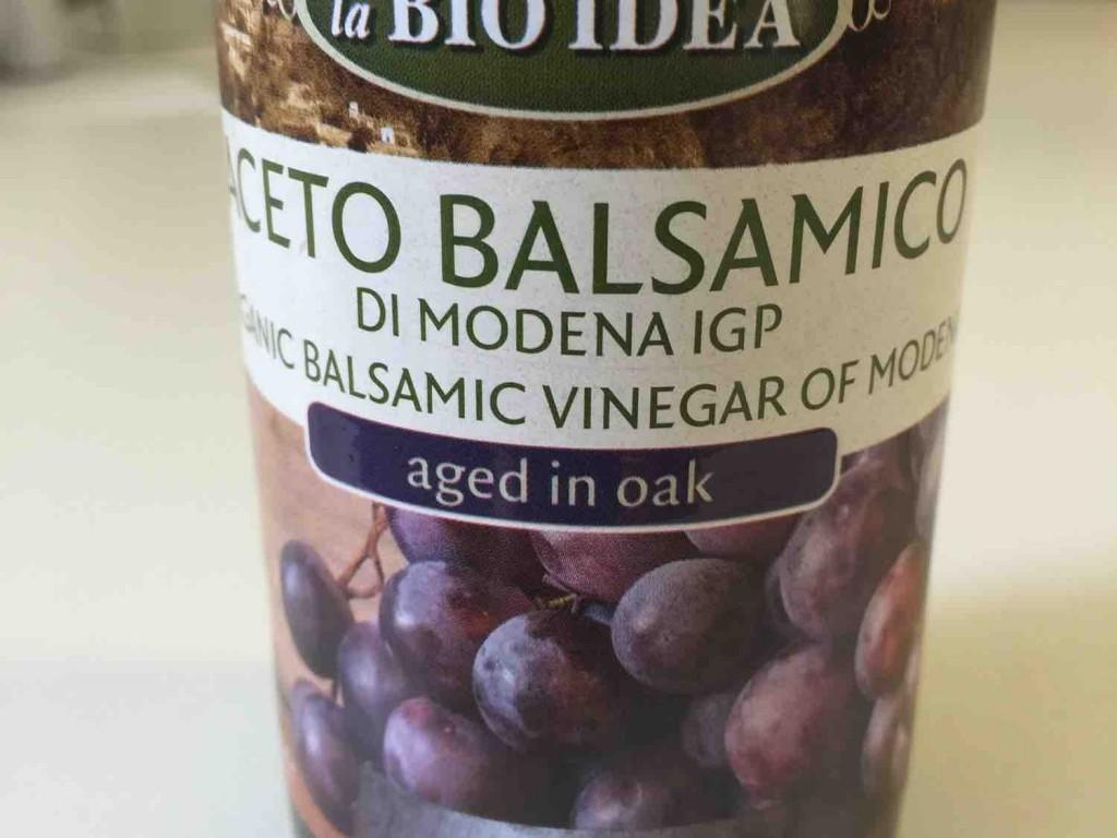 Aceto Balsamico (la Bio Idea) von fraugucci | Hochgeladen von: fraugucci