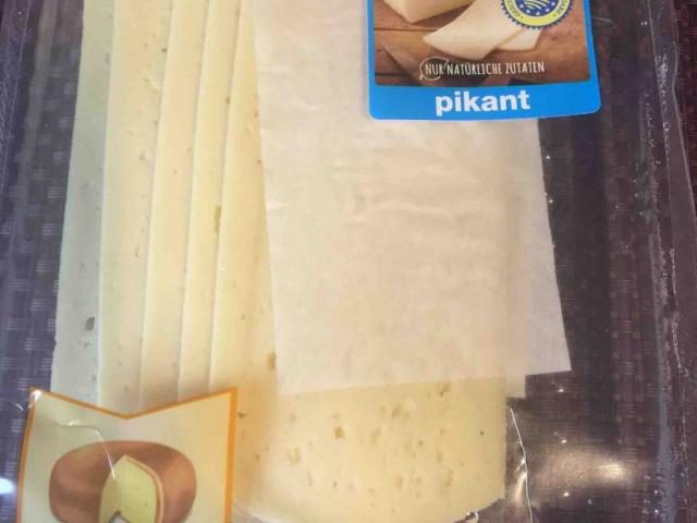 Esrom pikant von carmelitacita | Hochgeladen von: carmelitacita