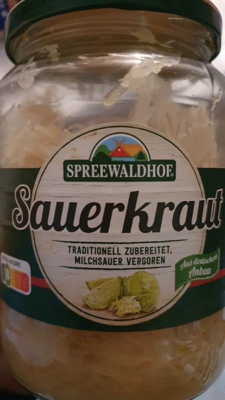 Sauerkraut, trad. zubereitet, milchsauer, Spreewaldhof von NHorn   Hochgeladen von: NHorn