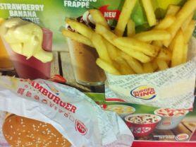 Cheeseburger mit Pommes und Mayo | Hochgeladen von: Krawalla1