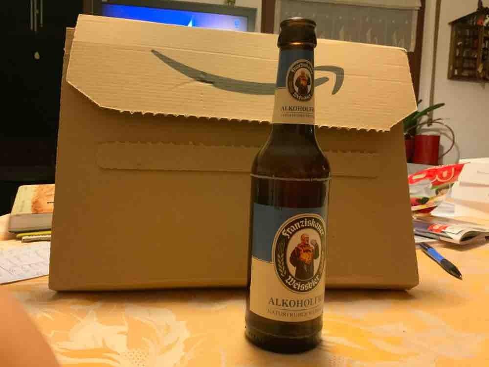 Franziskaner Weißbier, alkoholfrei von MFelgner | Hochgeladen von: MFelgner