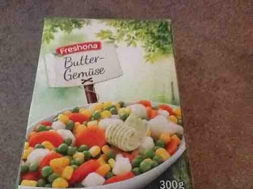 Buttergemüse von venzi1305 | Hochgeladen von: venzi1305