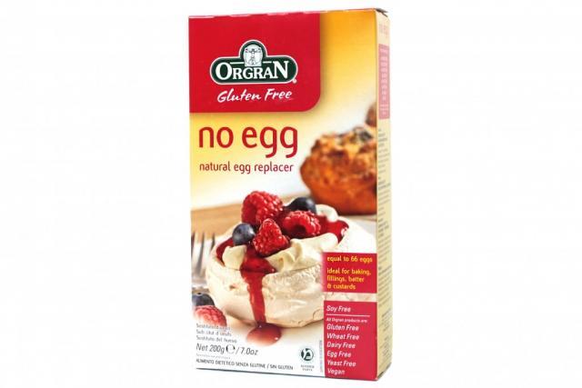 No Egg Ei-Ersatz, Natural Egg Replacer   Hochgeladen von: julifisch