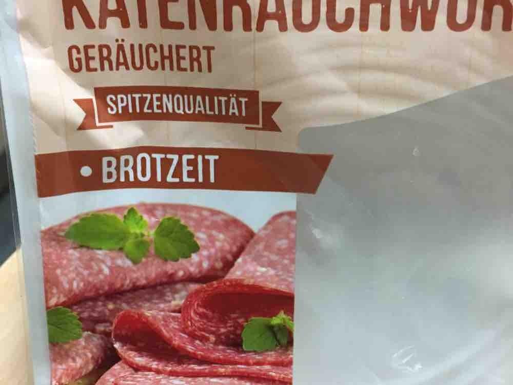 Land Katenrauchwurst, Salami von bmiserlohn | Hochgeladen von: bmiserlohn