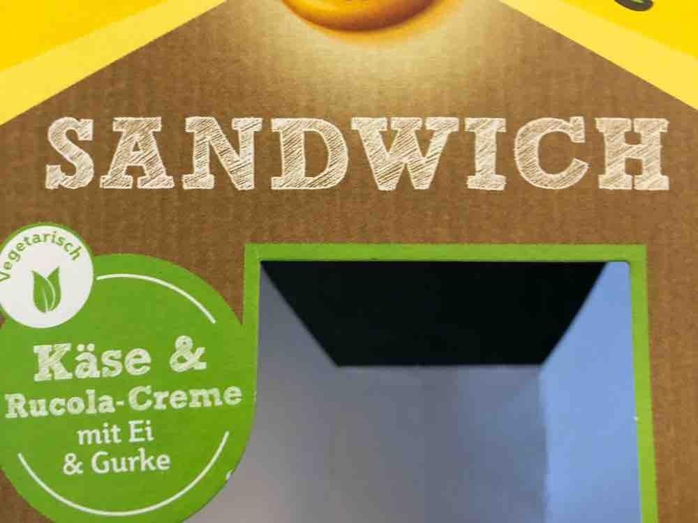 Leerdammer original Sandwich Käse , mit Ei  von Hauptfriese   Hochgeladen von: Hauptfriese