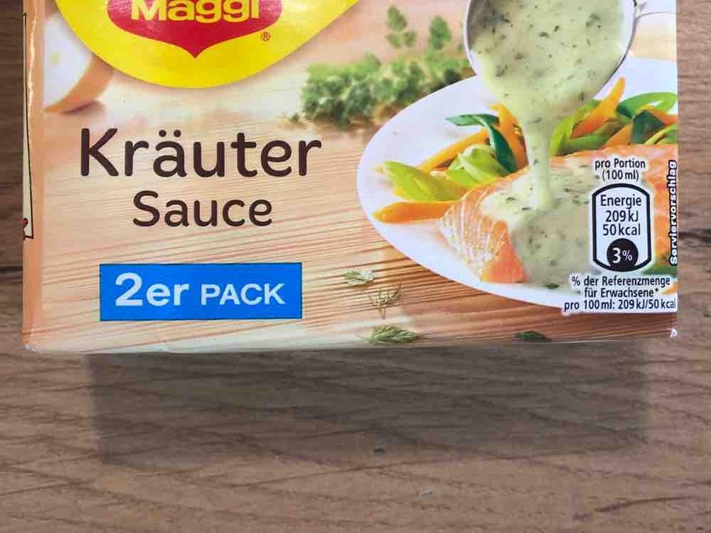 Kräuter Sauce  von bernsea | Hochgeladen von: bernsea