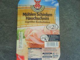 Mühlenschinken, Hauchschnitt, Kochschinken | Hochgeladen von: Radhexe