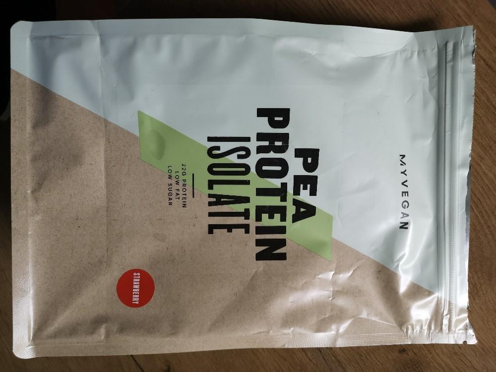 Pea Protein Isolate, Strawberry von kellner1202829 | Hochgeladen von: kellner1202829